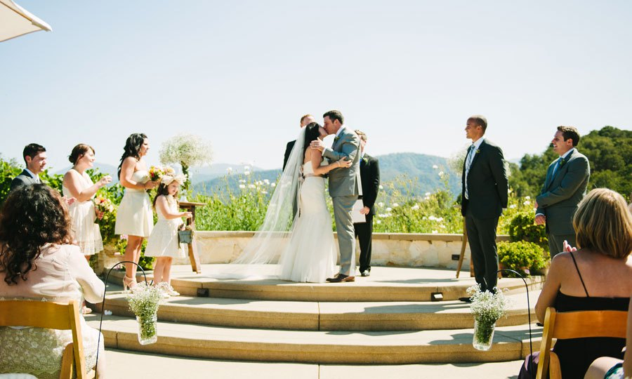 Marie & Matt Ceremony